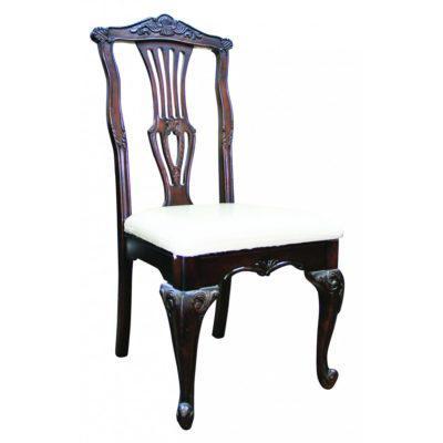 Κλασσική υφασμάτινη καρέκλα G-135063