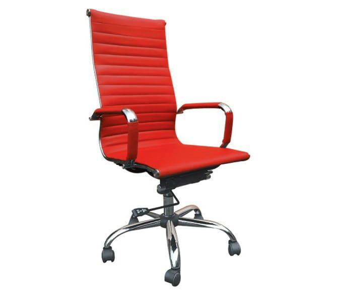 Επαγγελματική Καρέκλα Γραφείου Με Ψηλή Πλάτη Z-080356