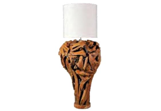 Λάμπα Δαπέδου Από Κλαριά Δέντρου J-146521