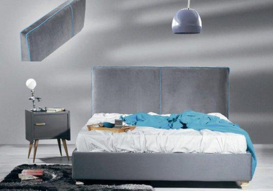 Yφασμάτινο κρεβάτι με ρέλι ΙP-050465