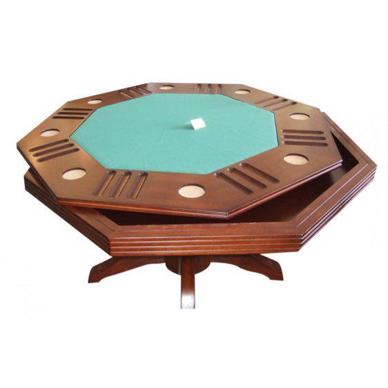 Οκταθέσιο τραπέζι δύο όψεων (Τραπέζι Poker) G-122025