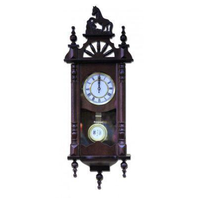 Ρολόι Τοίχου Με Άλογο Στην Κορυφή G -147573
