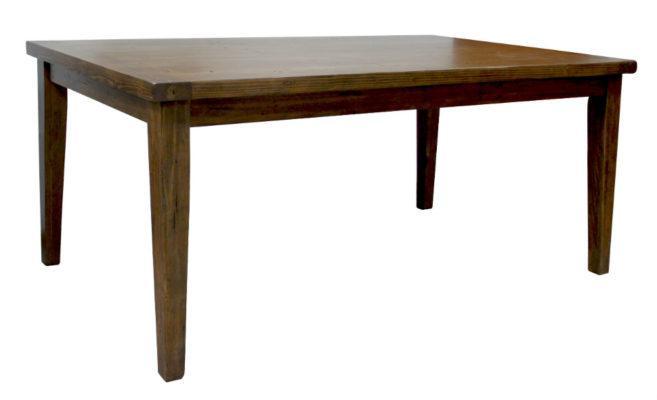 Ξύλινο Παραδοσιακό Τραπέζι 180Χ106Χ79  G-122033