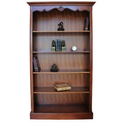 Κλασική Βιβλιοθήκη Με Τέσσερα Ράφια G-126561