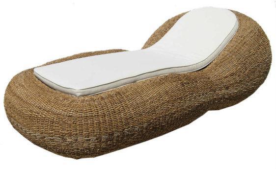 Ξαπλώστρα Πισίνας Από Φυσικό Bamboo Ε-222007
