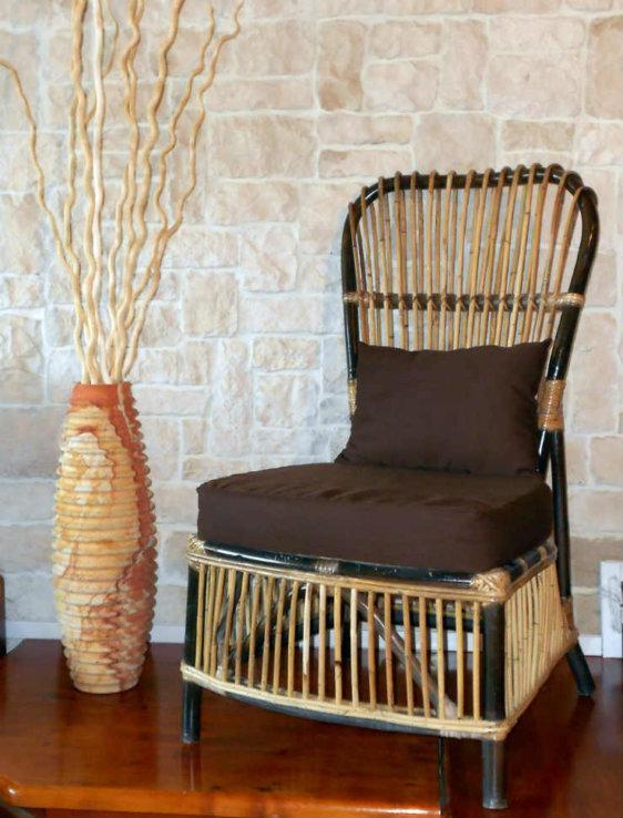 Καρέκλα Με Ψηλή Πλάτη Δεκαετίας του '70 Ε-220225