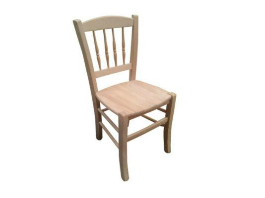 Παραδοσιακή Καρέκλα Κουζίνας K-190319