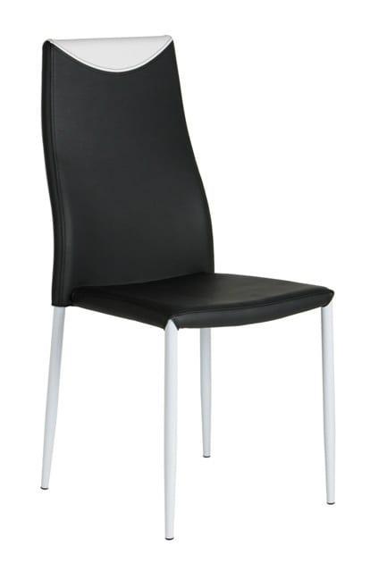 Καρέκλα Κουζίνας Μεταλλική Με Διχρωμία k-190360