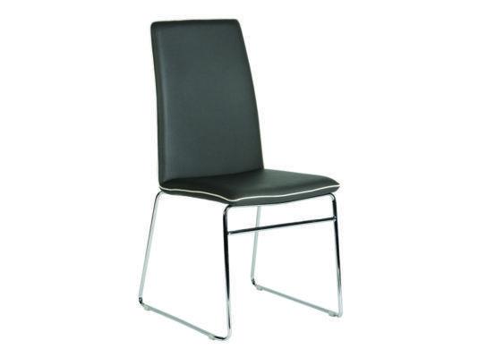 Γκρι Μεταλλική Καρέκλα K-190361