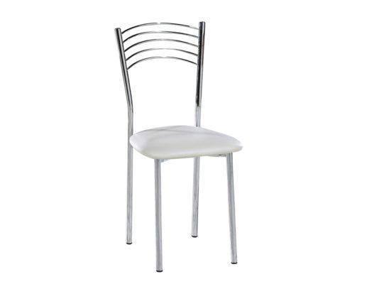 Καρέκλα Κουζίνας Με Ξύλο ή Δερματίνη Κ-190363