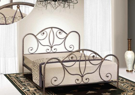 Κρεβάτι Μεταλλικό Αριστοκρατικό M-050628