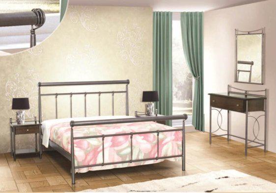 Κρεβάτι Μεταλλικό Σε όλες τις Διαστάσεις M-050641