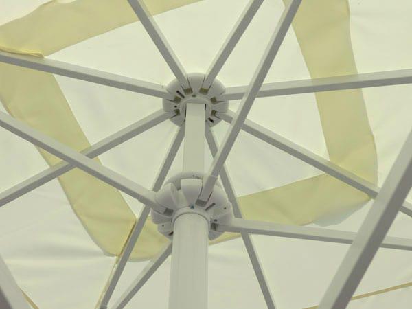 Λευκή Ομπρέλα Τηλεσκοπική  Sar - 221123