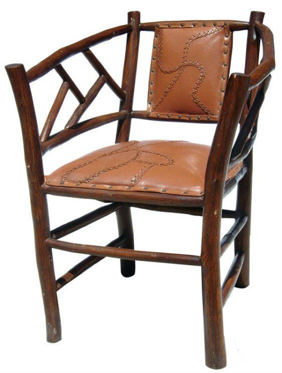 Πολυθρόνα Με Ταμπά Γνήσιο Δέρμα Ε-227036