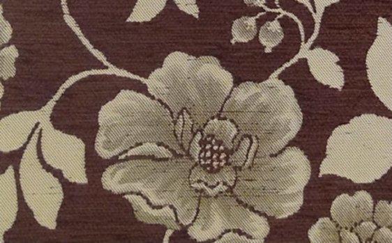 Αδιάβροχο Floral Ύφασμα Valeria