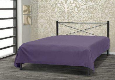 Μεταλλικό Κρεβάτι Με Τάβλες Γ-200027
