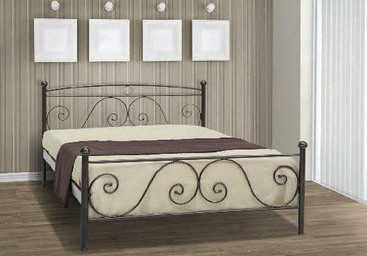 Κρεβάτι Μεταλλικό Γ-Ρόδος