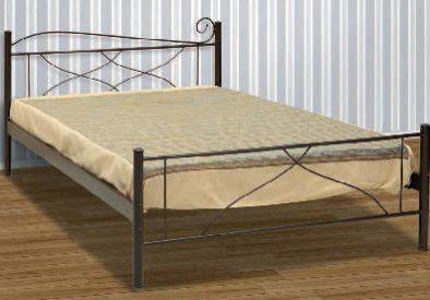 Κρεβάτι Μεταλλικό Κλεψύδρα  Γ-200030