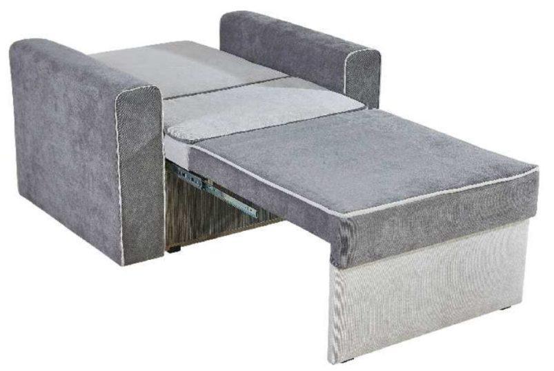 Πολυθρόνα Κρεβάτι Με Μπράτσα A-110071