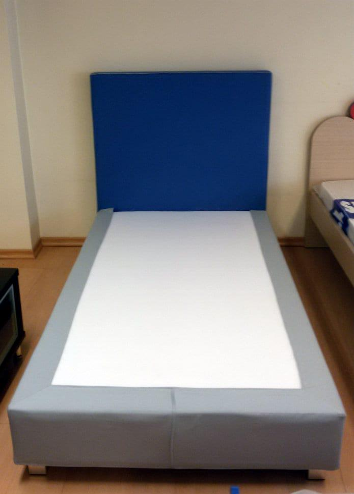 Υπόστρωμα-Βάση Κρεβατιού Επενδεδυμένη Με Ύφασμα  Α-050472