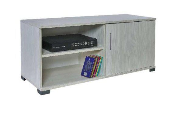 Έπιπλο TV με Ράφια και Ντουλάπι Α-130080
