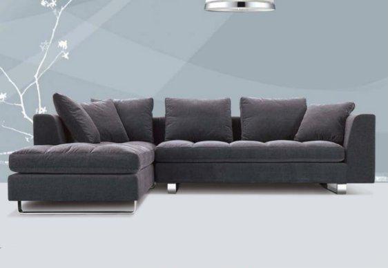 Καναπές Γωνία 280Χ200 Αριάδνη AS-100086