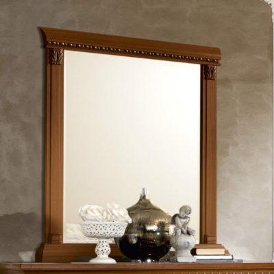Καθρέφτης 88x106 Με Χειροποίητο Σκάλισμα CG-330114