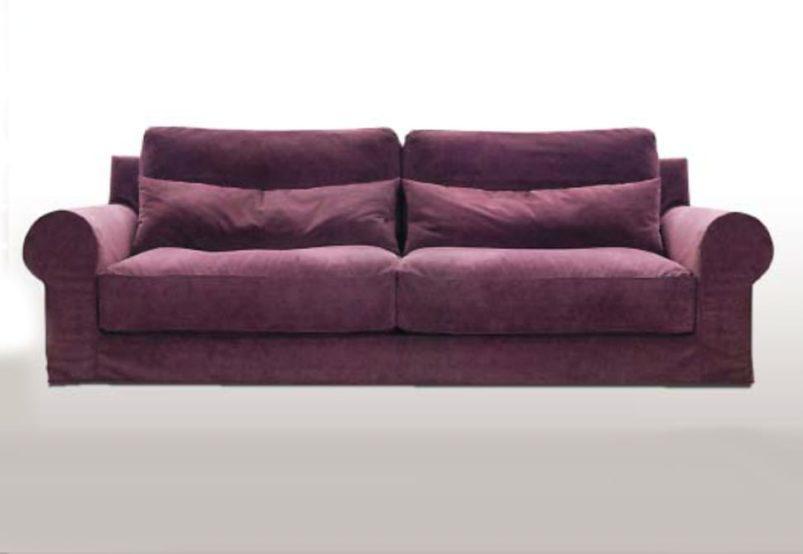 Τριθέσιος Κλασικός Καναπές Με Γυριστά Μπράτσα AS-105017