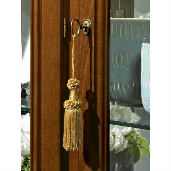 Κλασική Βιτρίνα Με Δύο Πόρτες 112Χ45Χ210 CG-127574/1