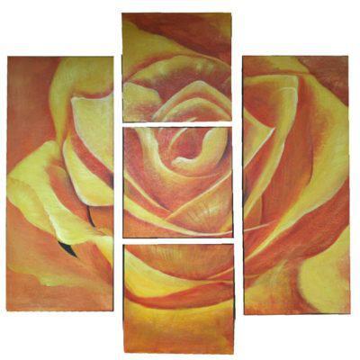 Σύνθεση Τριαντάφυλλο Μ-210550
