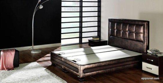 Κρεβάτι με Αποθηκευτικό Χώρο Diva Istikbal