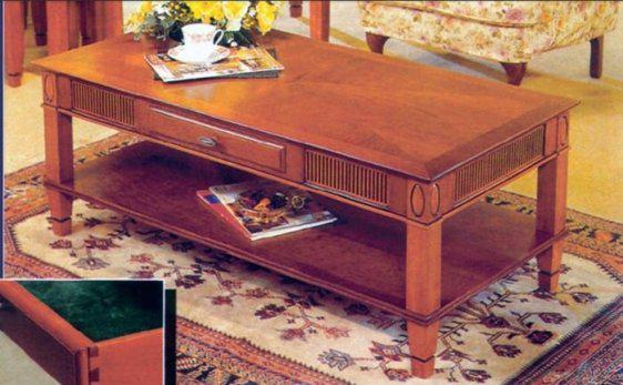 Τραπέζι Σαλονιού Κλασσικό G-115054