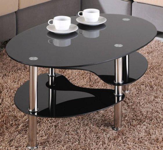 Τραπέζι Σαλονιού Γυάλινο Sar-117510