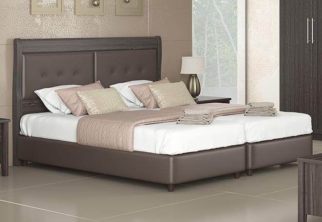Ξενοδοχειακό Κρεβάτι Με Υπόστρωμα Sa-050457