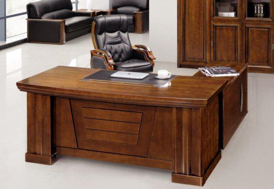 Διευθυντικό Γραφείο 1,60εκ. Σετ 3 Τεμάχια G-127599
