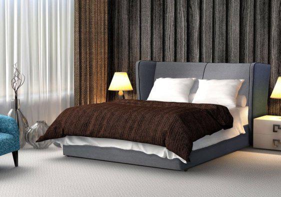 """Κρεβάτι Επενδεδυμένο Με Ύφασμα ή Με Δερματίνη """"Πήγασος""""  IP-050471"""