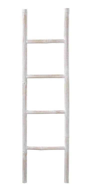 Σκάλα διακοσμητική από καλάμι μπαμπου J-072419