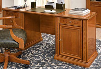 Κλασικό Επαγγελματικό Γραφείο Έπιπλο 1,82Χ72Χ79 CG-127603