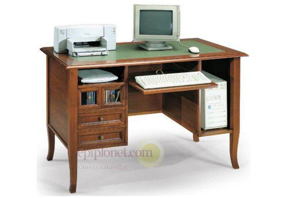 Ιταλικό Κλασικό Γραφείο για Υπολογιστή ΤΕ-127606