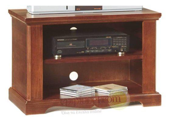 Ξύλινη Παραδοσιακή Βάση Τηλεόρασης ΤΕ-131560