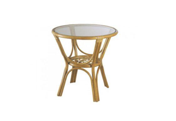 Στρογγυλό Τραπέζι Καφέ με Διάμετρο 63εκ,75εκ ή 90εκ. j-225026