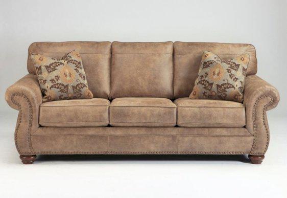 Τριθέσιος Καναπές Ashley Παραδοσιακού Στυλ G-105018