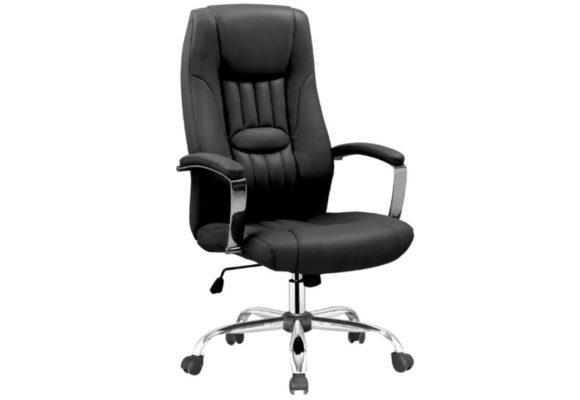 Διευθυντική Πολυθρόνα Γραφείου με Ψηλή Πλάτη AG-080396