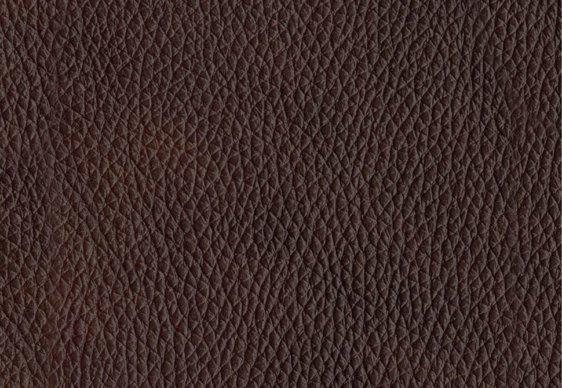 Αρχοντικός Διθέσιος Καφέ Καναπές από Γνήσιο Δέρμα G-105033