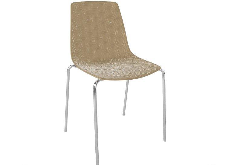 Καρέκλα για Κάθε Χρήση με Μοντέρνο Σχέδιο Alhambra AG-220495