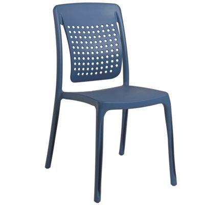 Καρέκλα Πολυπροπυλενίου με Ελαστική Πλάτη AG-220477
