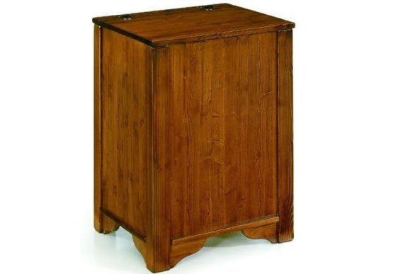 Στυλάτο Παραδοσιακό Μπαουλάκι από Ξύλο Καρυδιάς ΤΕ-300068