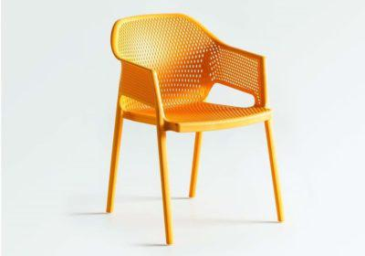 Στοιβαζόμενη Πολυθρόνα με Κυψελωτό Σχέδιο Minush AG-220483