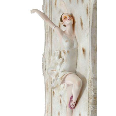 Vintage Πίνακας με Χορεύτρια Πολυρεζίν  Η-210593