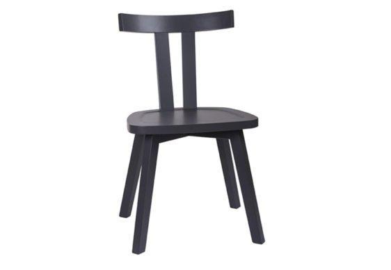 Στυλάτη Καρέκλα από Ξύλο Οξιάς V-135146